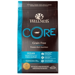 [UP TO 30% OFF w/ FREE GIFT] Wellness Core Ocean Formula Dry Dog Food