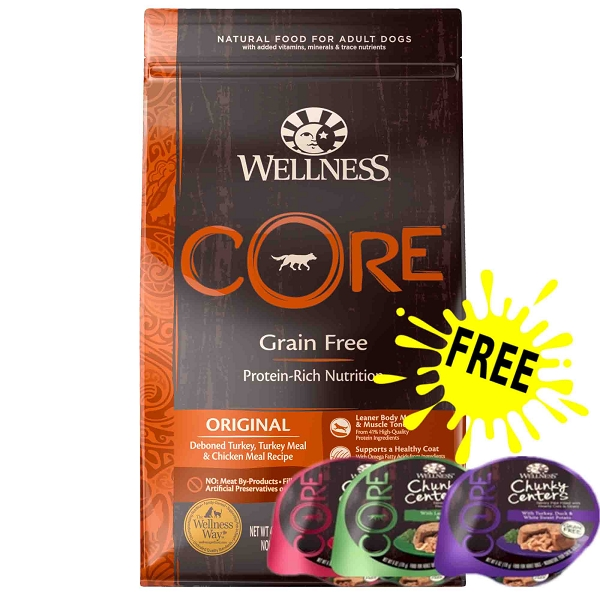 Wellness Core Original Dry Cat Food