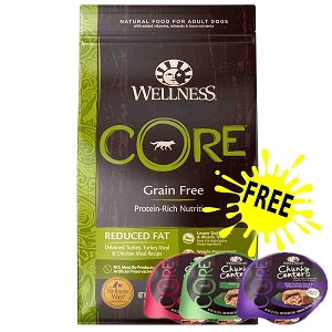 Wellness Core Dry Reduced Fat