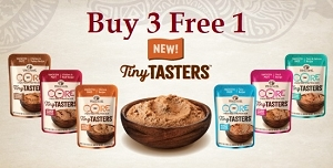 Wellness CORE Tiny Tasters Buy 3 Free 1