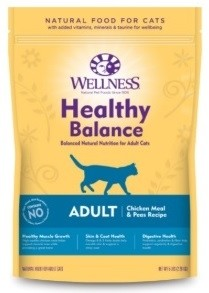 Wellness Healthy Balance Cat Adult Chicken