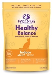 Wellness Healthy Balance Cat Adult Indoor