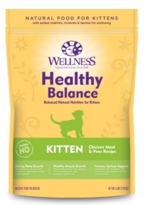 Wellness Healthy Balance Cat Kitten