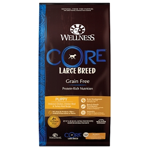 [UP TO 30% OFF w/ FREE GIFT]  Wellness Core Large Breed (Puppy)