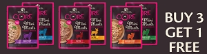 Wellness Small Breed Mini Meals Buy 3 Free 1