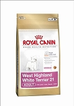 Royal Canin Westie Adult 21