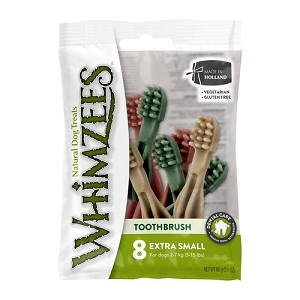 Whimzees Toothbrush (XS) (8pcs)