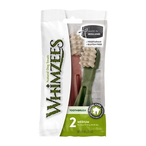 Whimzees Toothbrush M (2pcs)