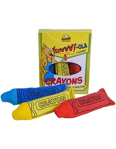 Yeowww!-ola Crayons Cat Toy