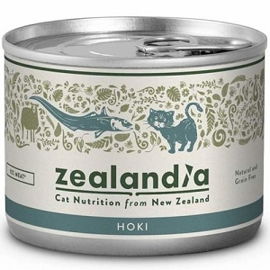 Zealandia Canned Hoki Cat Food 170gm