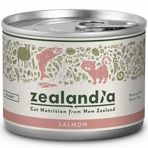 Zealandia Canned Salmon Cat Food 170gm