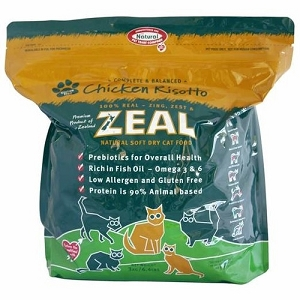 Zeal Chicken Risotto Soft Dry Cat Food