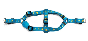 ZeeDog Banana Shake Step in Harness