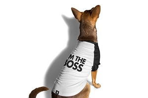 ZeeDog I'm the Boss T-Shirt