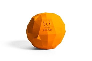 ZeeDog Super Orange Toy