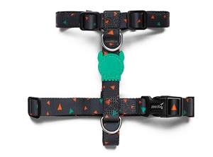 ZeeDog Triangles H-Harness