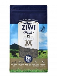 Ziwipeak Air Dried Dog Food Beef