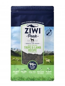 Ziwipeak Air Dried Dog Food Tripe & Lamb