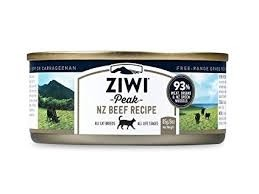 Ziwipeak Canned Cat Food Beef