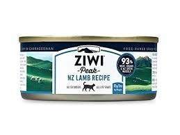 Ziwipeak Canned Cat Food Lamb