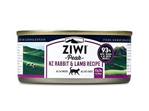 Ziwipeak Canned Cat Food Rabbit & Lamb