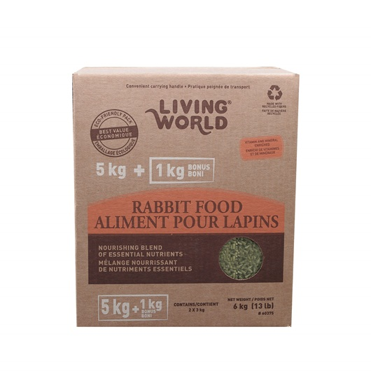 Living World Rabbit Food