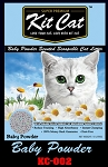 KitCat Super Premium Baby Powder Cat Litter