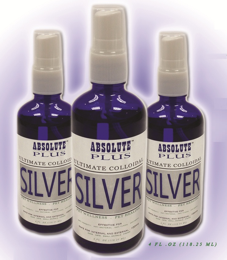 Absolute Plus Colloidal Silver
