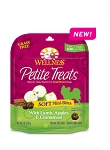 Wellness® Petite Treats Soft Mini-Bites With Lamb, Apples & Cinnamon
