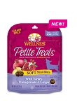 Wellness® Petite Treats Soft Mini-Bites With Turkey, Pomegranate & Ginger