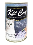KitCat Cat Canned Super Premium Atlantic Tuna With Wild Salmon