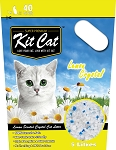 Kitcat Cat Crystal Litter Lemon 5L