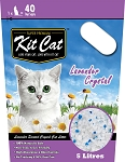 Kitcat Cat Crystal Litter Lavender 5L