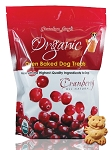 Grandma Lucy Organic Oven Baked Cranberry Biscuits