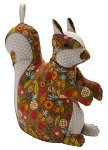 Animal Merchandise Door Stop Squirrel