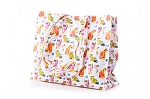 Animal Merchandise PVC Shoulder Shopping Bag