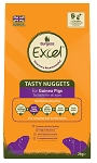 Burgess Excel Tasty Nuggets Guinea Pig with Blackcurrant & Oregano