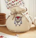 Animal Merchandise Twitter Owl Muff Tea Cosy