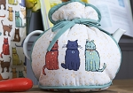 Animal Merchandise Catwalk Muff Tea Cosy