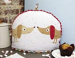 Animal Merchandise Hot Dogs Tea cosy