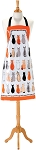Animal Merchandise Cats in waiting PVC apron