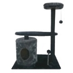 Haobay cat scratching pole 13080