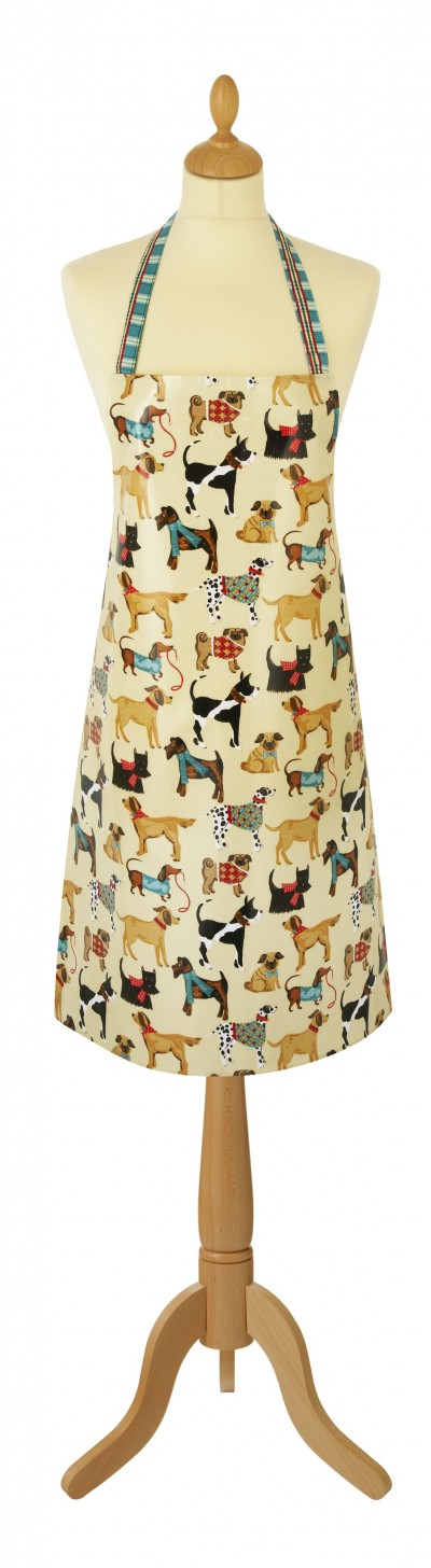 Animal Merchandise Hound Dogs PVC Apron