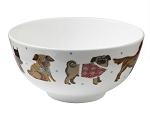 Animal Merchandise Hound dogs fine bone china soup/cereal bowl