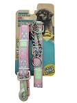 Touchdog Leash & Half Choke Collar TD-137
