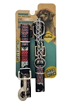 Touchdog Leash & Half Choke Collar TD-120