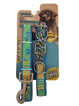 Touchdog Leash & Half Choke Collar TD-212