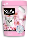 Kitcat Cat Crystal Litter Sakural 5L