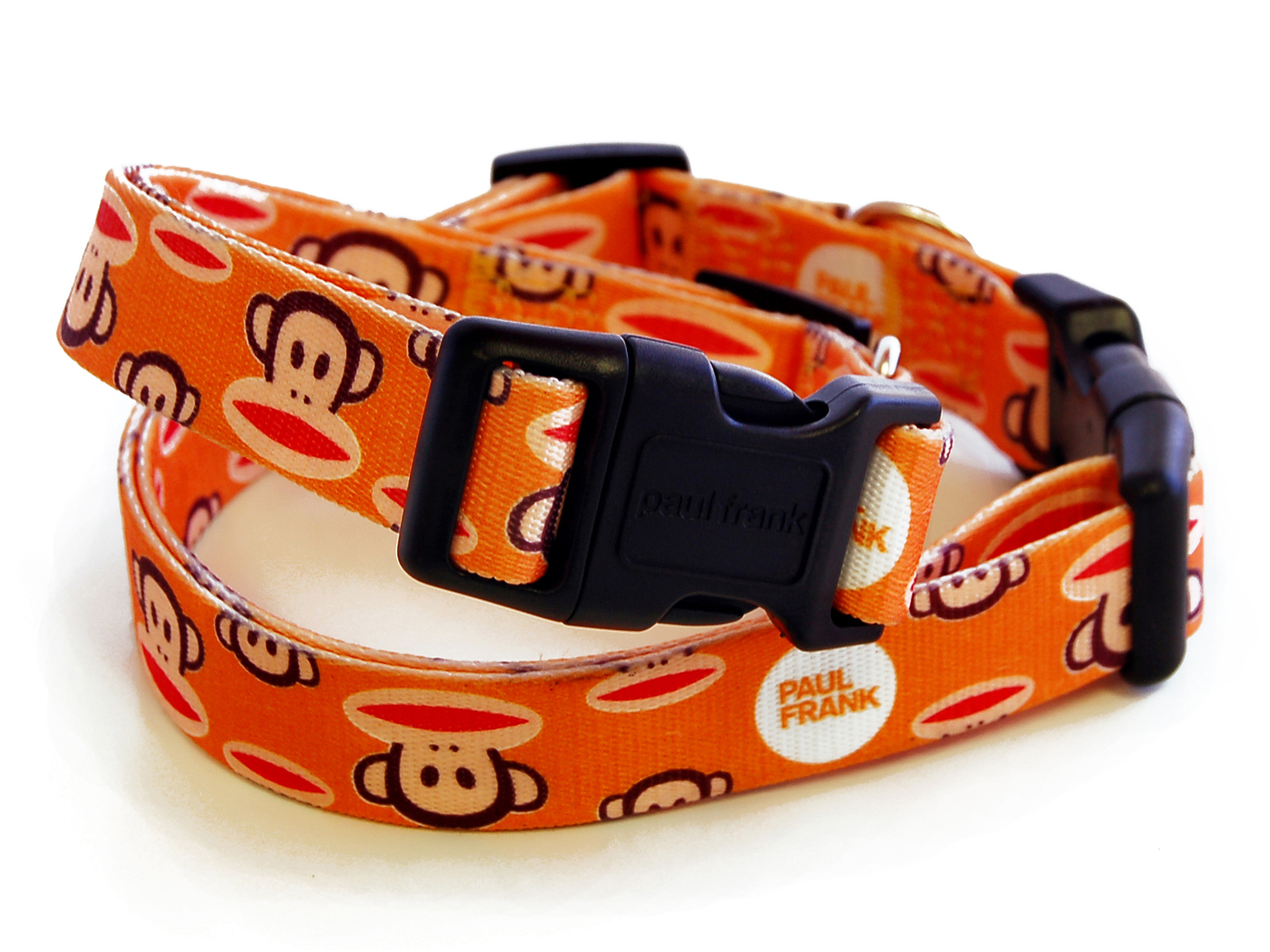 Paul Frank Collar - Sign Julius Orange
