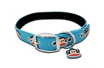 Paul Frank Rubberized Collar - Multi Julius